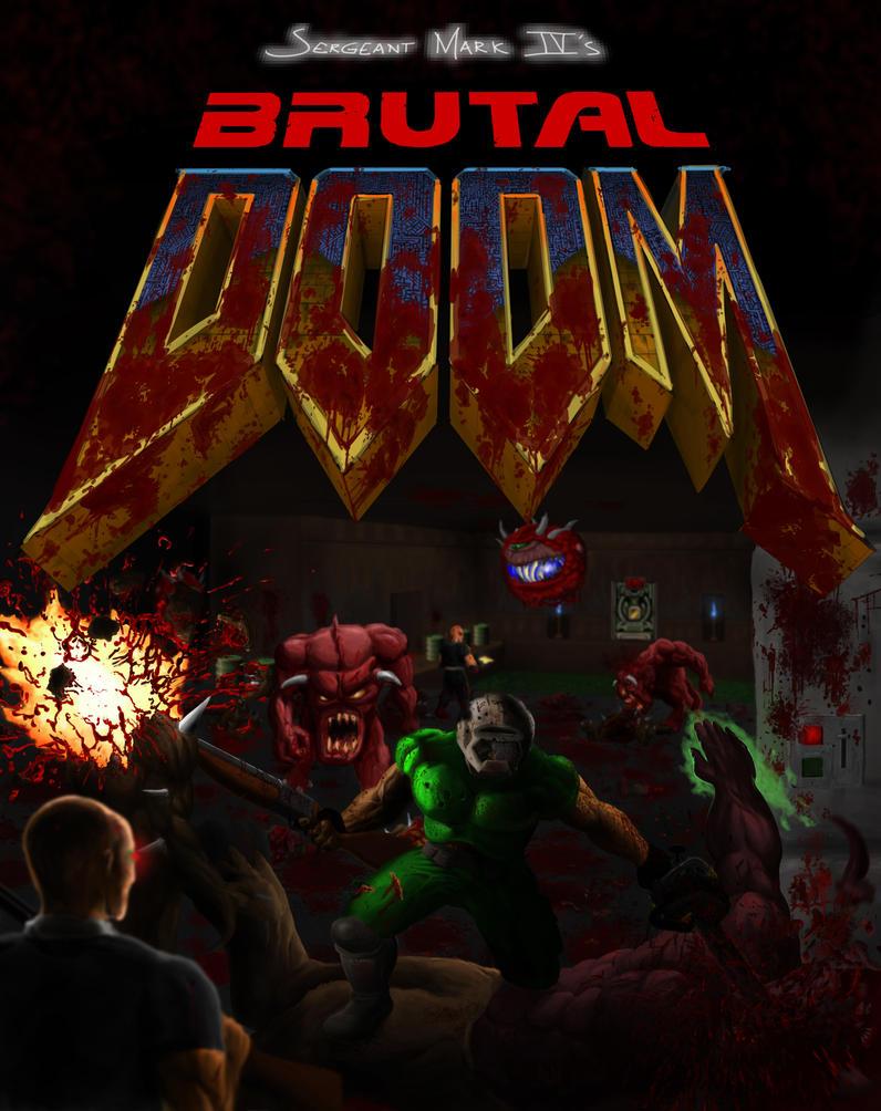 brutal doom wallpaper - photo #12