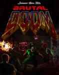 Brutal Doom 'Poster version'