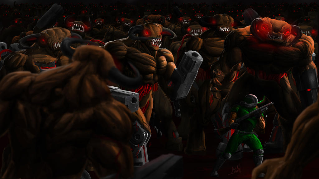 DooM - Horror of a Hundred Cyberdemons!