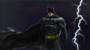 Robert Pattinson is Batman