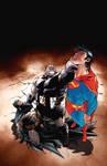 Superman Batman 42 cover