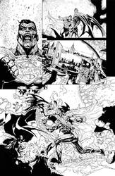 Superman Beyond by dfridolfs