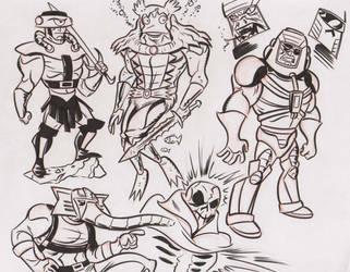 He-Man doodles 3 by dfridolfs