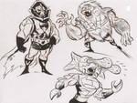 He-Man doodles 6