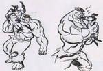 Wolverine yum yums