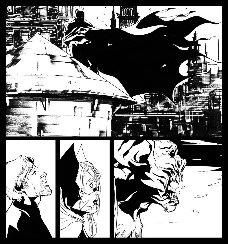Batman: Streets Of Gotham 6 by dfridolfs