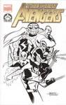 New Avengers HERO Cover