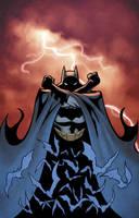 Batman by dfridolfs
