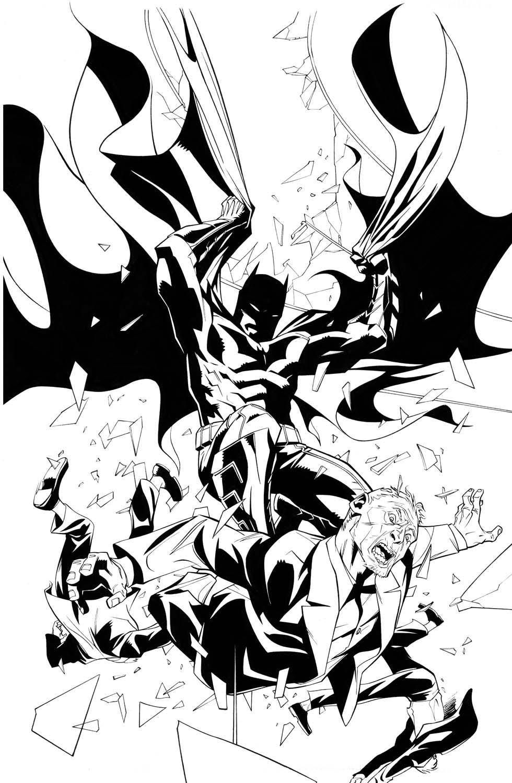 Batman Eternal entrance by dfridolfs