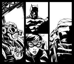 Batman Eternal 23 by dfridolfs
