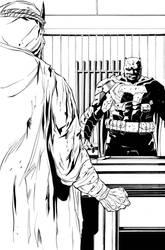Futures End Batman by dfridolfs