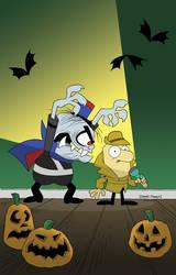 Inspecting Halloween by dfridolfs