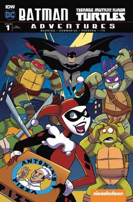 Batman TMNT Adventures 1