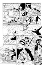 Marvel Knights 20th Inks 1 by dfridolfs