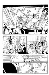 Marvel Knights 20th Inks 3 by dfridolfs