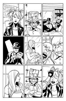 DETECTIVE COMICS #1000 page 1