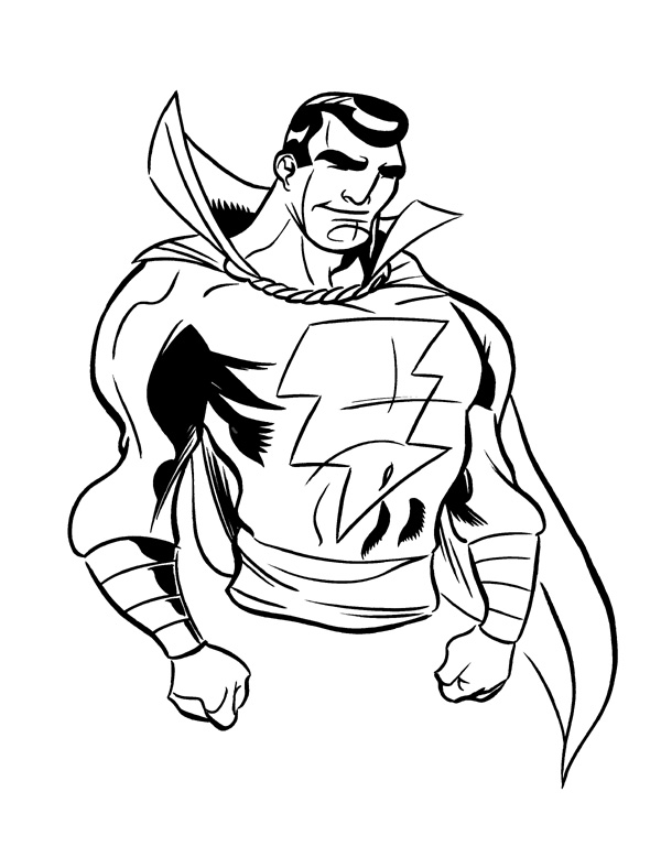 black adam coloring pages coloring pages