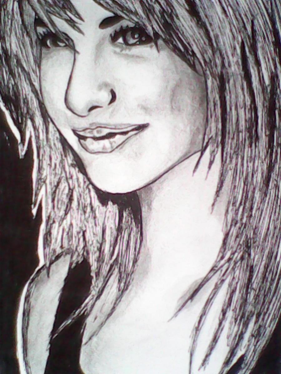Hayley Williams by stephanieAurelio