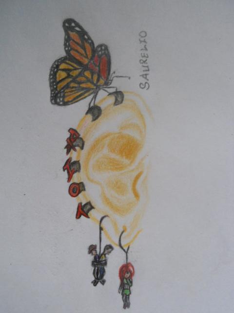 Paramore inspired by stephanieAurelio