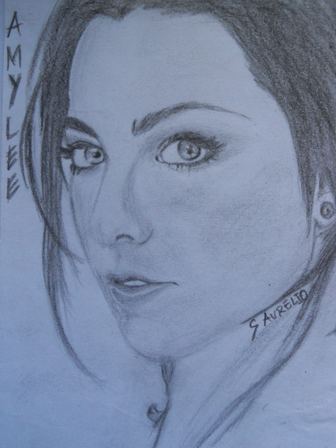 Evanescence Amy Lee by stephanieAurelio