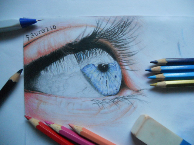 EYE by stephanieAurelio
