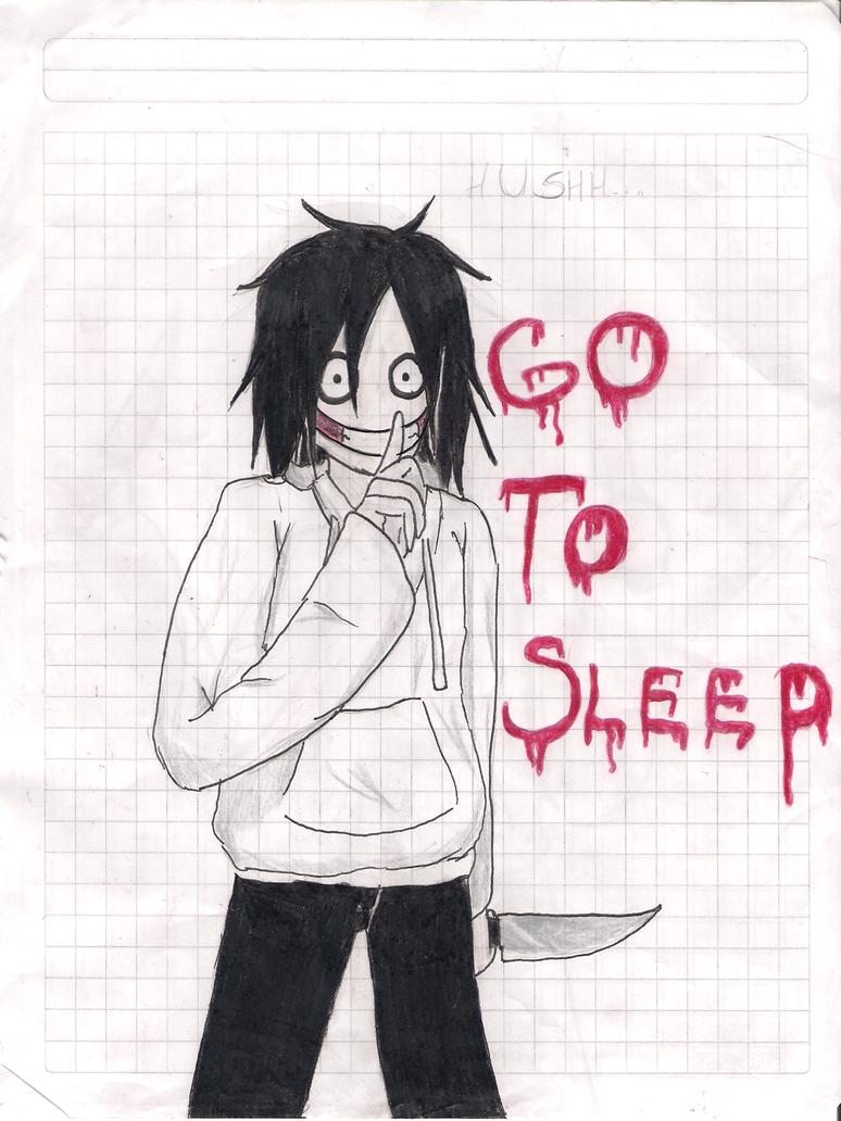 Go to sleep paper vercion by ConnyNee