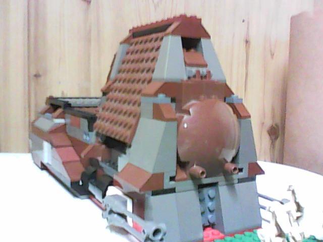 MTT lego star wars federation ship by legostarwarz2015 on