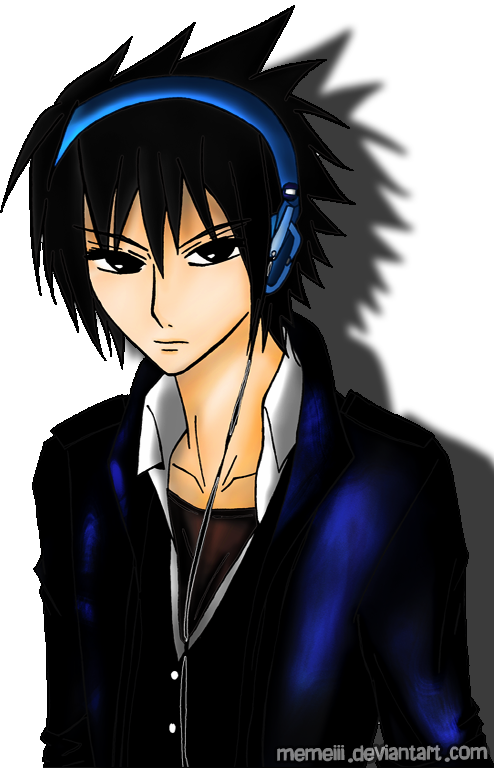 Sasuke Uchiha by memeiii
