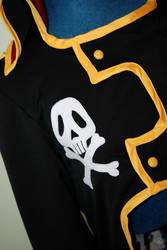Captain Harlock - Detail by kawaiimon
