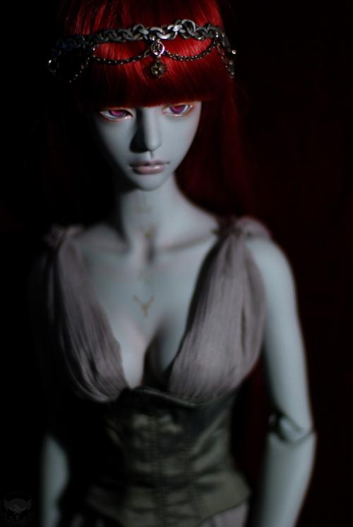 The Priestess by kawaiimon