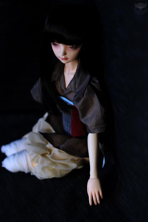 Don't Wanna Be So Wide Awake by kawaiimon