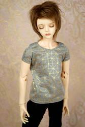 Super Gem/SD17 Geometric T-Shirt