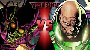 Green Goblin vs. Lex Luthor