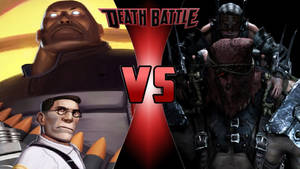 Heavy and Medic vs. Ferra and Torr