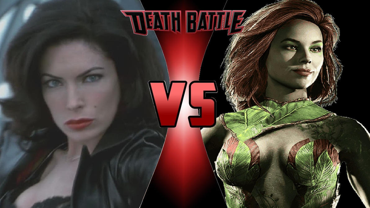 serleena vs poison ivy by omnicidalclown1992 on deviantart