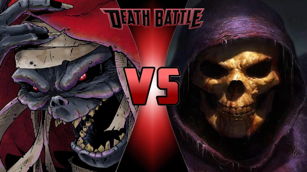 Mumm-Ra vs. Skeletor by OmnicidalClown1992 on DeviantArt