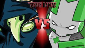 Plague Knight vs. Green Knight