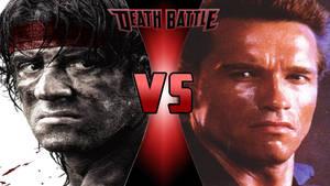 John Rambo vs. John Matrix