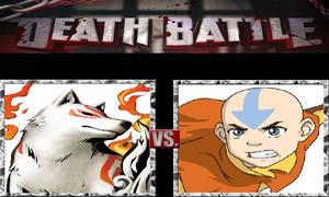 Amaterasu vs. Aang