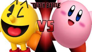 Pac-Man vs. Kirby