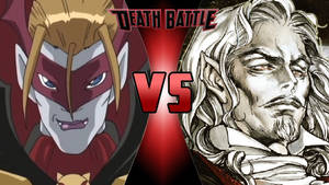 Myotismon vs. Dracula