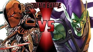 Deathstroke vs. Green Goblin
