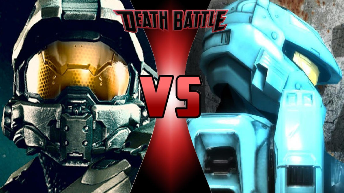 Link vs master chief