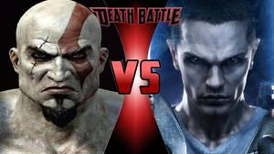 Kratos vs. Galen Marek