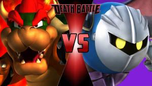 Bowser vs. Meta Knight