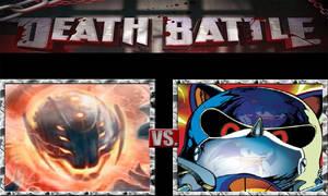 Ultron vs. Metal Sonic