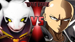 Asriel Dreemurr vs. Saitama