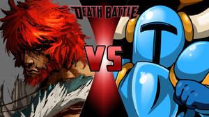 Simon Belmont vs. Shovel Knight