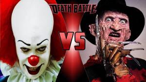Pennywise vs. Freddy Krueger