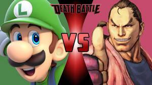 Luigi vs. Dan Hibiki